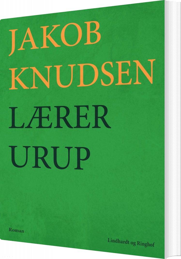 Lærer Urup - Jakob Knudsen - Bog