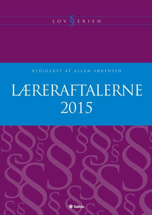 Læreraftalerne 2015 - Diverse - Bog