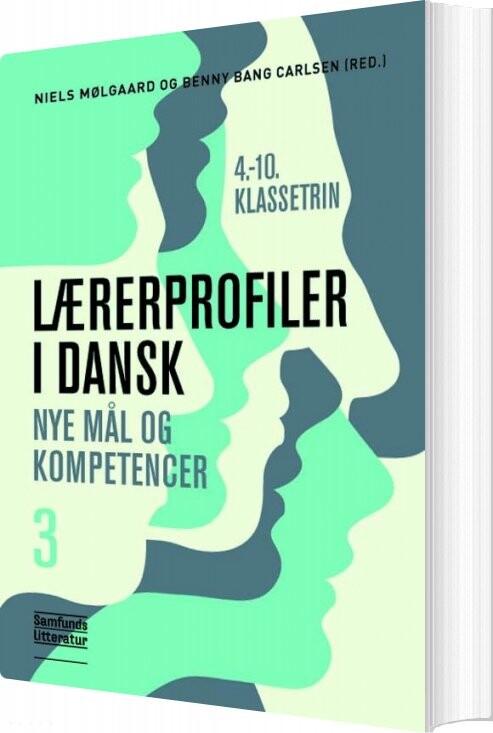 Image of   Lærerprofiler I Dansk 3 - Benny Bang Carlsen - Bog