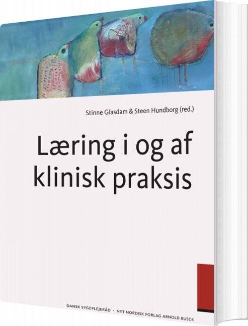 Image of   Læring I Og Af Klinisk Praksis - Stinne Glasdam - Bog