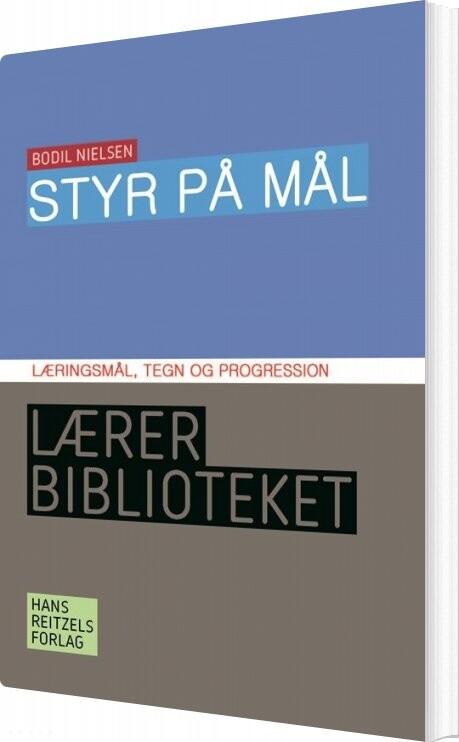 Image of   Styr På Mål - Bodil Nielsen - Bog