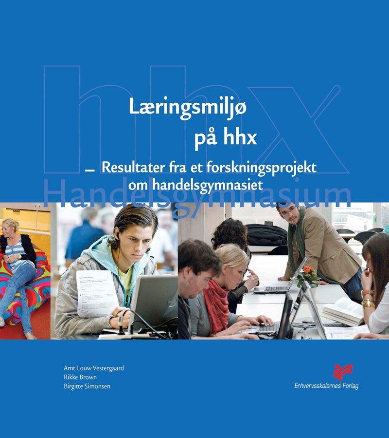 Billede af Læringsmiljø På Hhx - Birgitte Simonsen - Bog