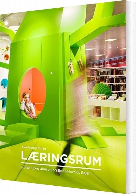 Læringsrum - Rune Fjord Jensen - Bog