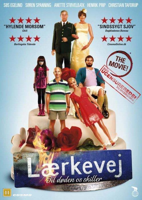 Image of   Lærkevej Film - Til Døden Os Skiller - DVD - Film
