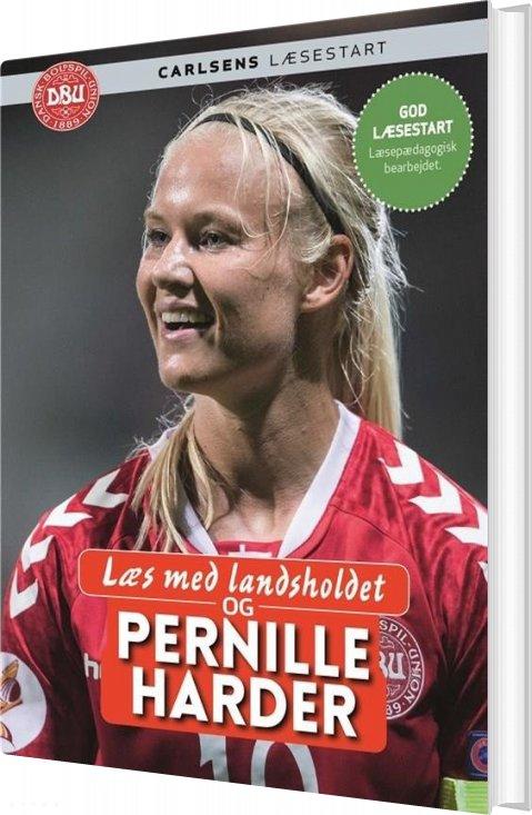 Læs Med Landsholdet Og Pernille Harder - Ole Sønnichsen - Bog