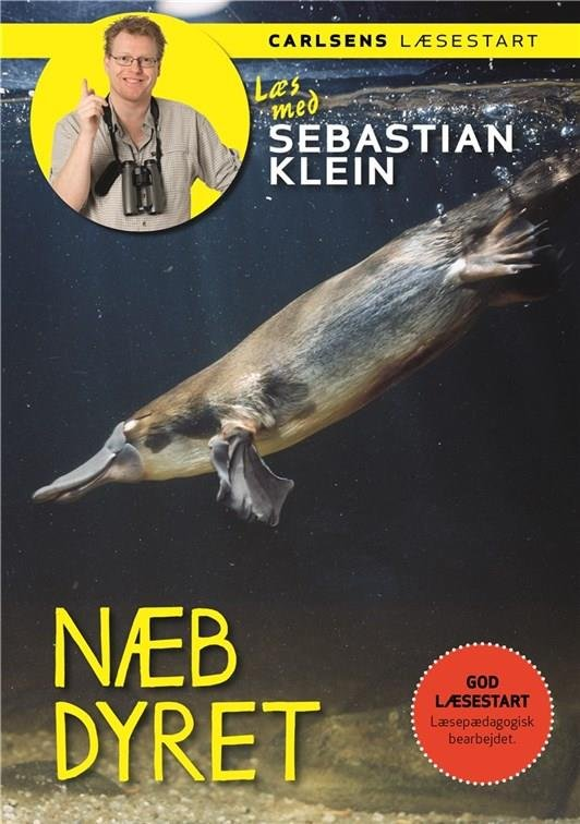 Image of   Læs Med Sebastian Klein: Næbdyret - Sebastian Klein - Bog