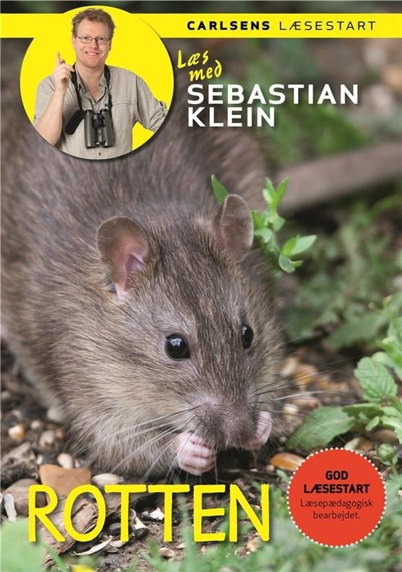 Image of   Læs Med Sebastian Klein: Rotten - Sebastian Klein - Bog