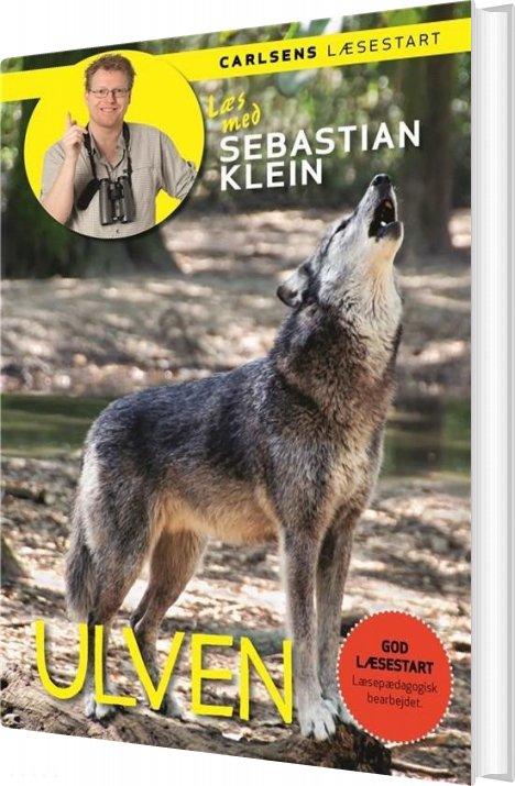 Image of   Læs Med Sebastian Klein: Ulven - Sebastian Klein - Bog