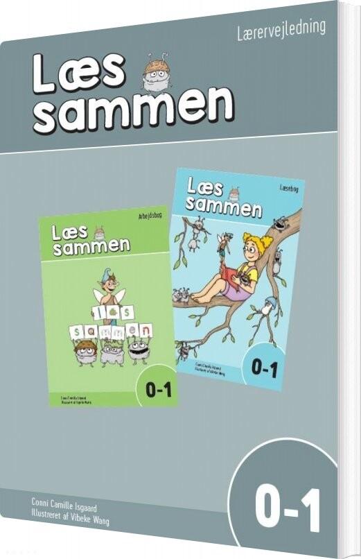 Billede af Læs Sammen - Lærervejledning - Conni Camille Isgaard - Bog