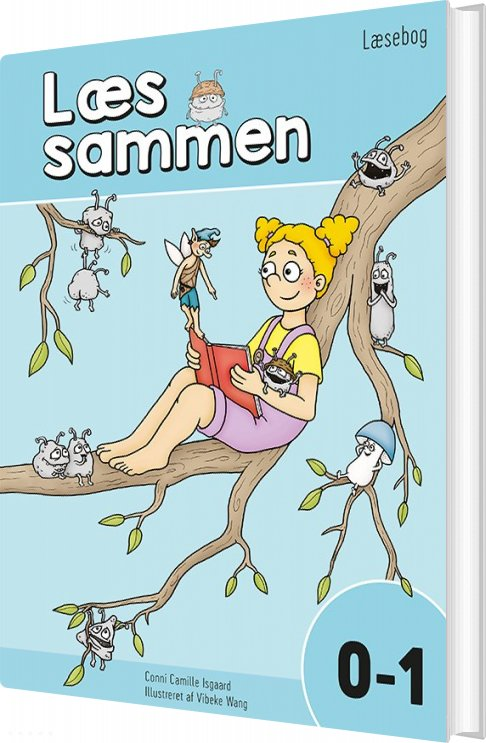 Billede af Læs Sammen - Læsebog - Conni Camille Isgaard - Bog