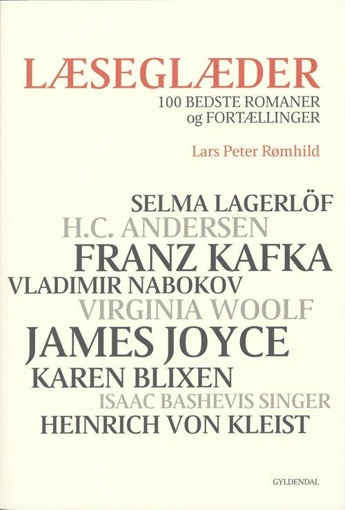 Image of   Læseglæder - Lars Peter Rømhild - Bog
