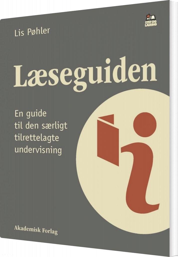 Læseguiden - Lis Pøhler - Bog