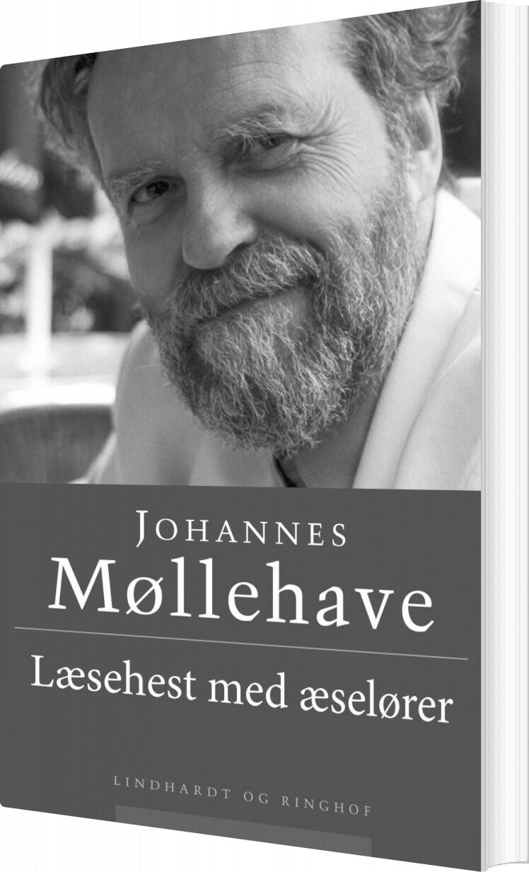 Image of   Læsehest Med æselører - Johannes Møllehave - Bog