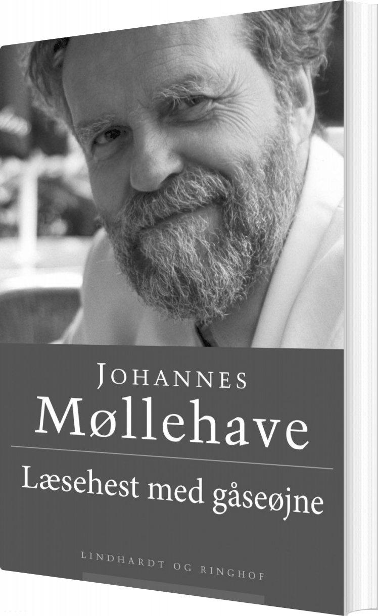 Image of   Læsehest Med Gåseøjne - Johannes Møllehave - Bog