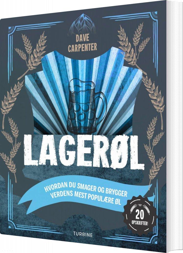 Lagerøl - Dave Carpenter - Bog