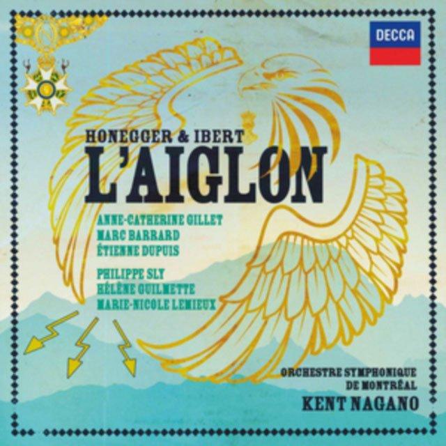Image of   Nagano Kent - Laiglon - CD