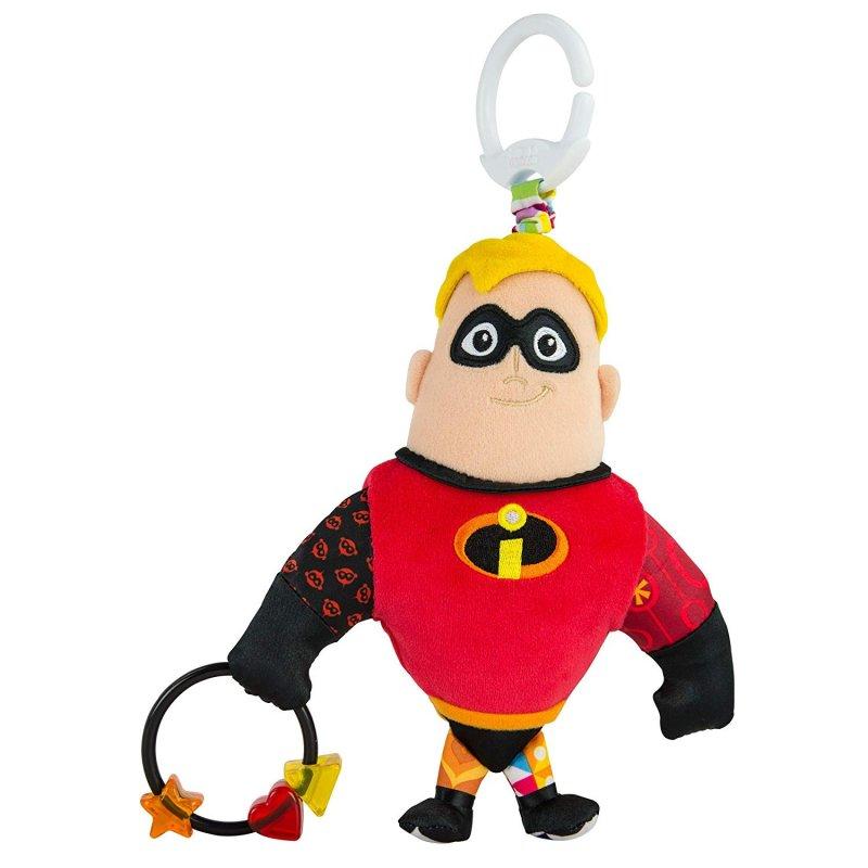 Image of   De Utrolige Legetøj - Træk I Hr. Utrolig - Disneyfigur