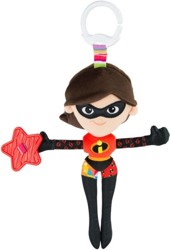 Image of   Lamaze - Disney Incredibles - Clip & Go Mrs. Incredible (27251)