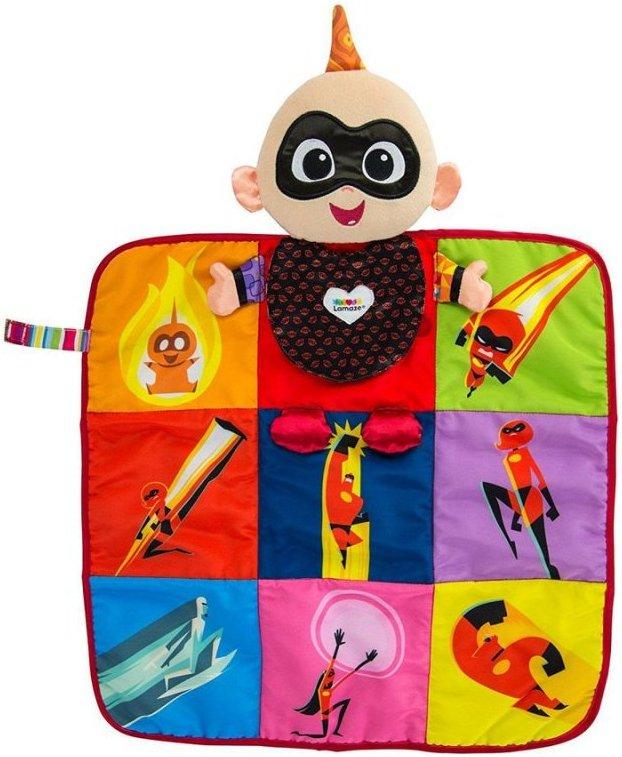 Image of   Lamaze - Disney Incredibles - Jack Jack Book Playmat (27255)