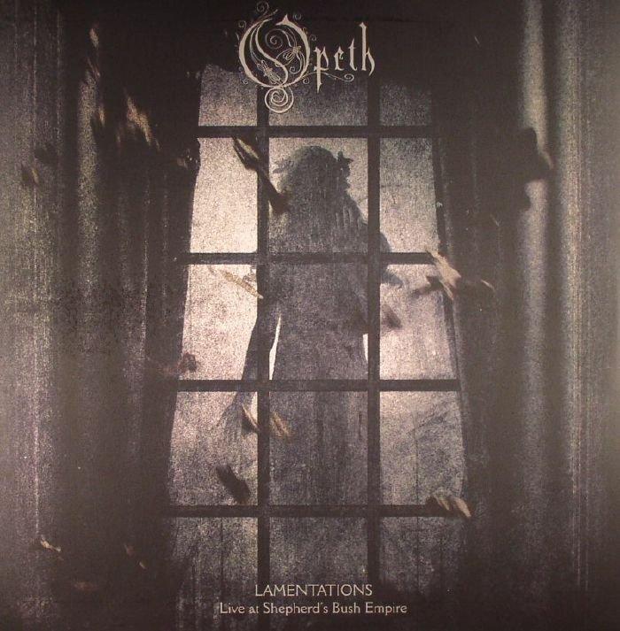 Opeth - Lamentations (live At Shepherd S Bush Empire) - Vinyl / LP