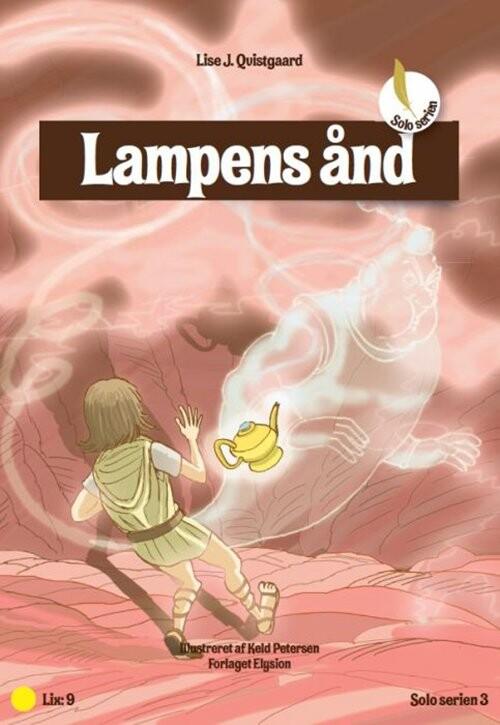 Image of   Lampens ånd - Lise J. Qvistgaard - Bog