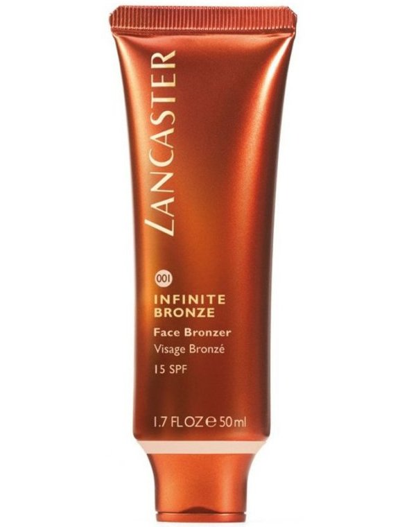 Image of   Lancaster Infinite Bronze Face Bronzer Spf 15 - 001 Natural - 50 Ml.