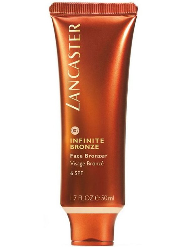 Image of   Lancaster Infinte Bronze Face Bronzer Spf6 - 002 Sunny - 50 Ml.