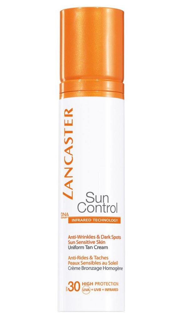 Image of   Lancaster Sun Control Anti-wrinkles And Dark Spots Cream Spf30 50 Ml