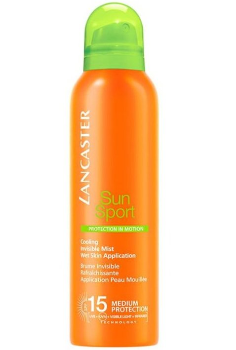 Image of   Lancaster - Sun Sport Cooling Invisible Mist 200 Ml - Spf15