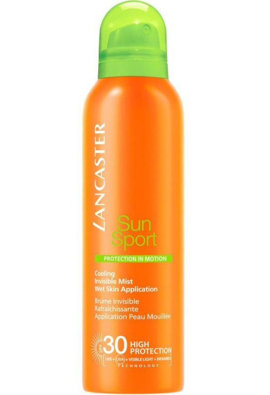 Image of   Lancaster Sun Sport - Cooling Invisible Mist Sol Spray - Spf15 200 Ml