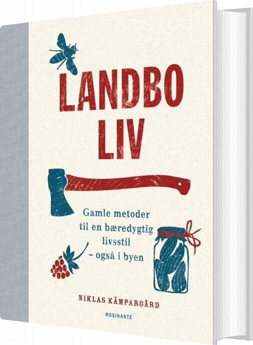 Billede af Landboliv - Niklas Kämpargård - Bog