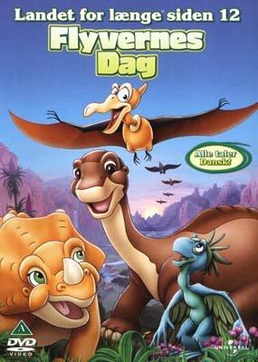 Landet For Længe Siden 12 - Flyvernes Dag DVD Film → Køb billigt her 6d508ef88c23b