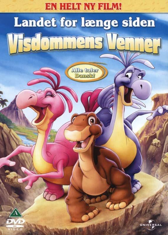 Landet For Længe Siden 13 - Visdommens Venner DVD Film → Køb ... a902f99dd6fbb