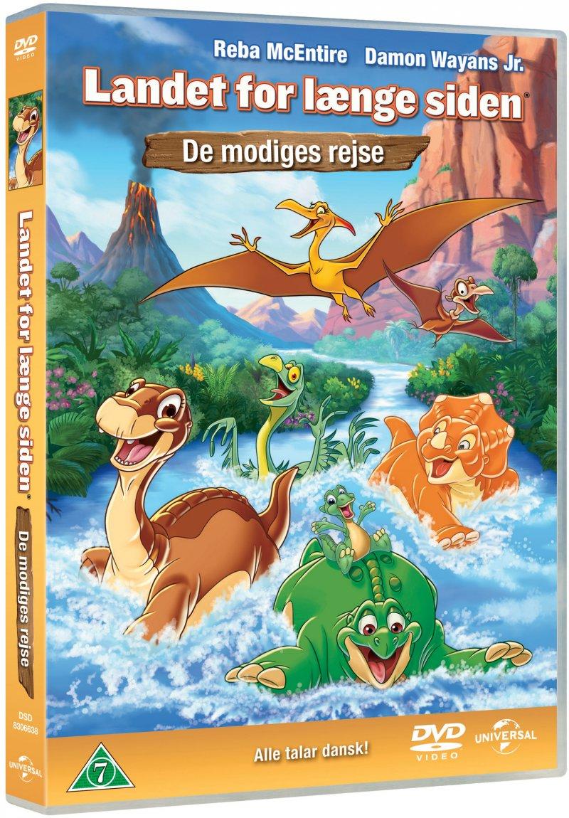 Landet For Længe Siden 14 - De Modiges Rejse DVD Film → Køb billigt her a89a0556c8618