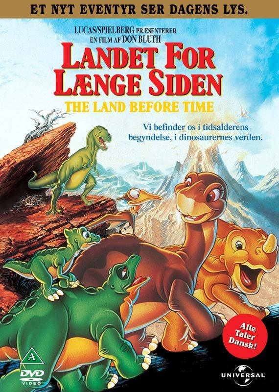Landet For Længe Siden 1 DVD Film → Køb billigt her 6964722f2be51