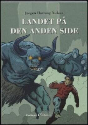 Landet På Den Anden Side - Jørgen Hartung Nielsen - Bog