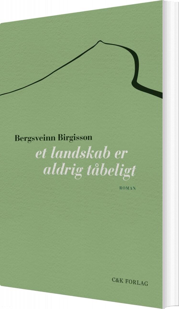 Et Landskab Er Aldrig Tåbeligt - Bergsveinn Birgisson - Bog