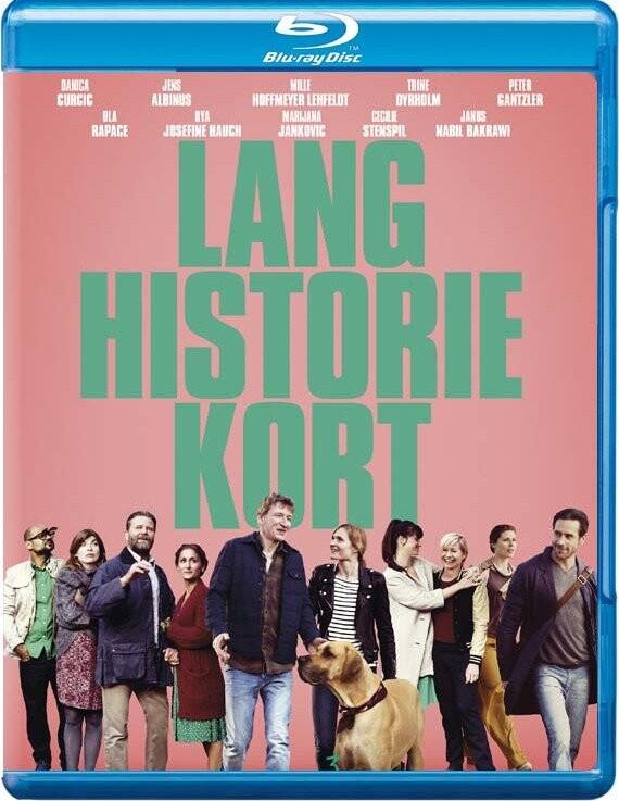 Image of   Lang Historie Kort - Blu-Ray