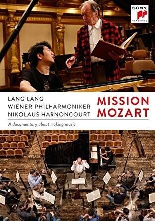 Image of   Lang Lang: Mission Mozart - Blu-Ray