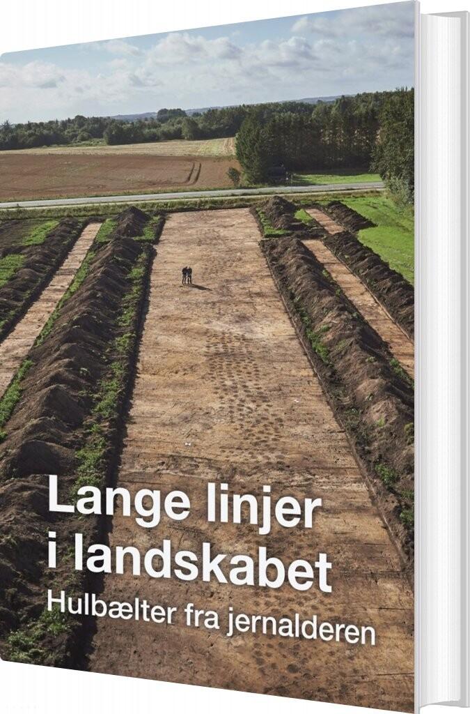 Lange Linjer I Landskabet - Diverse - Bog