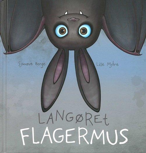 Billede af Langøret Flagermus - Synnøve Borge - Bog