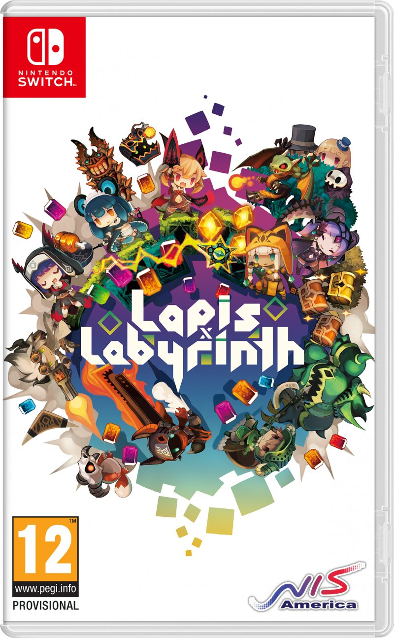 Image of   Lapis X Labyrinth X Limited Edition Xl - Nintendo Switch