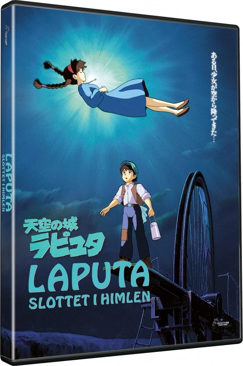 Billede af Laputa - Slottet I Himlen / Laputa - Castle In The Sky - DVD - Film