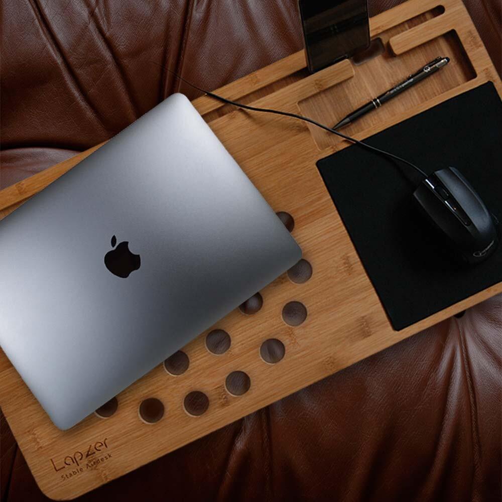 Lapzer Laptop Skrivebord