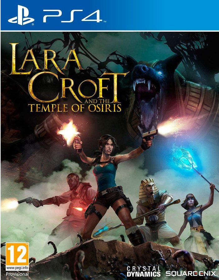 Image of   Lara Croft And The Temple Of Osiris - PS4