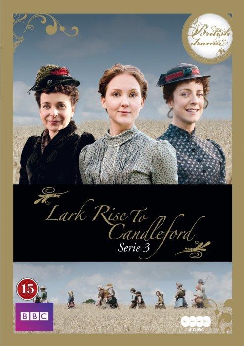 Billede af Lark Rise To Candleford - Sæson 3 - DVD - Tv-serie