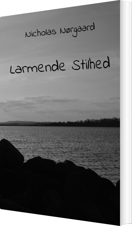 Larmende Stilhed - Nicholas Nørgaard - Bog