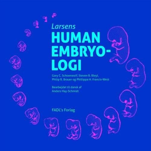 Image of   Larsens Human Embryologi - Gary C. Schoenwolf - Bog