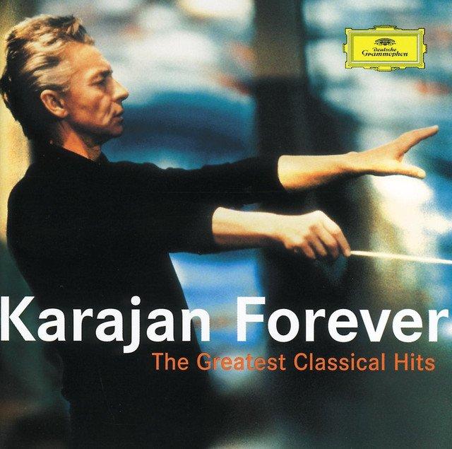 Image of   Herbert Von Karajan - Karajan Forever - Great Hits - CD