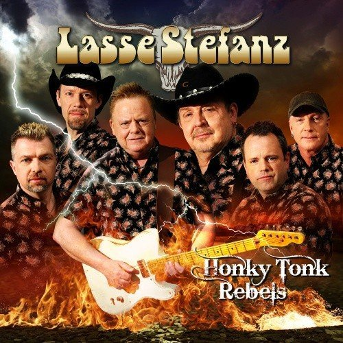 Image of   Lasse Stefanz - Honky Tonk Rebels - CD